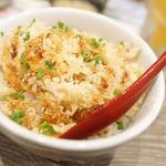 大衆天ぷらtoかすそば風土.はなれ - たま天丼