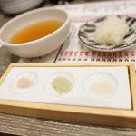 大衆天ぷらtoかすそば風土.はなれ - セット