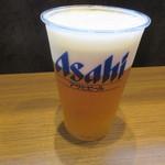 四川麺匠 炎 - 自動サーバーで買うビール