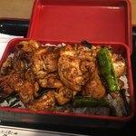 おが和 - やきとり重1000円+ご飯大盛り無料+肉増し100円=Wと呼ぶ