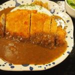 永田町オーシャン - 料理写真:カツカレーライス