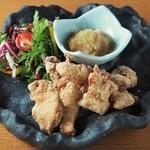 はまぐり庵 - 【逸品】伊勢赤鶏の唐揚げ