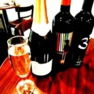 お手軽2,500円ワイン&ちょっと贅沢ワインで乾杯♪