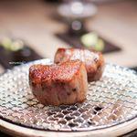 USHIGORO S. - 鹿児島産黒毛和牛のタンステーキ