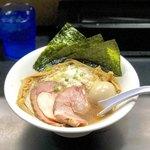 麺処 晴 - 特製中華そば 1,000円