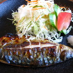 あいこ亭 - 料理写真:焼き鯖定食
