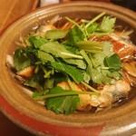 宇奈月国際ホテル - 国産鰻の蒲焼き柳川風