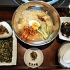 清香園 - 料理写真:冷麺セット@972