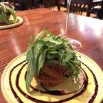 メゾンドムラ - 秋刀魚とイチジクのベニエ シナモンロール風