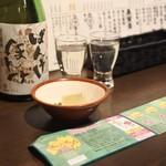 牛タン べこ串 - 福島×福島日本酒バルで訪店