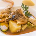 レストラン カシー - 料理写真: