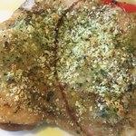 ラ テラス カフェ エ デセール - 鶏もも肉の香草パン粉焼き (´∀`)/