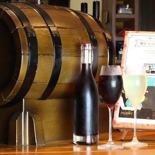 ◇ドリンク充実◇オススメは樽詰めスパークリングワイン。o○