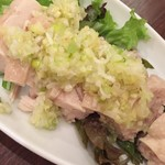 Yokohamachuukagaichuugokuhanten - 白切鶏