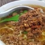 味楽瑠 - まろやかで口当たりのよいスープ