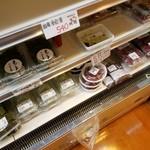 食事処 下山の里 - 奈良漬も売ってました