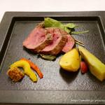 花蝶 - 牛ステーキ