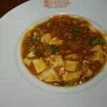 銀座 天龍 - 麻婆豆腐
