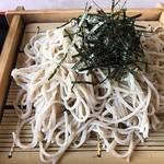 亀杉そば - 料理写真:二八手打ちざる蕎麦