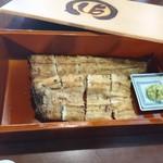 林屋 - 料理写真:白焼き☆☆☆  わさびだって    食べても美味しい