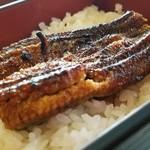 うな忠 - 料理写真:鰻の香ばしさを存分に楽しみました♪