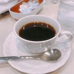 喫茶室ルノアール - シンプルにコーヒーをオーダー^ ^