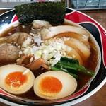 らー麺 N - 極N麺醤油
