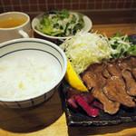 キッチンカネカ - 牛タン塩焼き