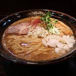 桐麺 - 鶏麺みそ