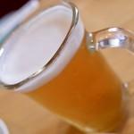 しずバル - お茶エール