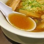 大阪王将 - スープ