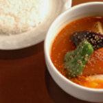 シャンティ - 料理写真:チキンと野菜のスープカリー