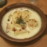 サイゼリヤ - 皮付き新じゃがのチーズグラタン 399円♪