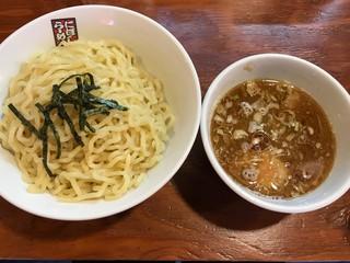 煮干しらーめん 玉五郎 四代目 鶴橋店 - 煮干しつけ麺大盛り