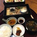 牧野 - 料理写真:華1800円です。御飯をお代わりすれば良かったかな?