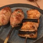 KUSINAKA - 紫蘇つくね・ねぎま