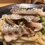 麺屋 白神 - 天然鯛焼き身国産小麦アンテナショップ「むぎくらべ」)