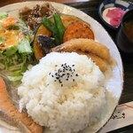 菜の花亭 - 料理写真: