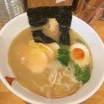 サルタヒコ - 鶏そば(2回目)
