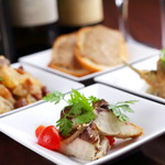 Taverna Mezzanotte - 小皿料理