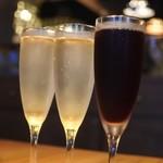Italian kitchen VANSAN - スパークリングワイン