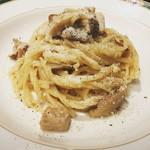 Taverna Mezzanotte - ポルチーニのクリームソース