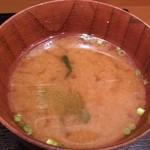 神戸COCCO - 味噌汁