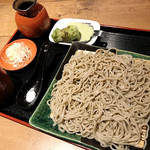 92972158 - 常陸秋蕎麦せいろ ¥1,000(税抜)
