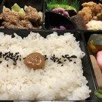 藤沢で弁当・オードブルの仕出し宅配なら味感 - 料理写真:弁当の全容