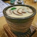 柚 - シメの茶碗蒸し[¥400]