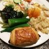 キングバーベキュー - 料理写真:サラダ、パン