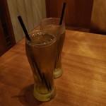 海鮮釜居酒 花火 - 緑茶(冷)