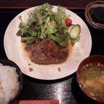 札幌三ツ星 - ハンバーグ