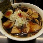 肉そば総本山神保町けいすけ - 料理写真:肉そば 極み(醤油)